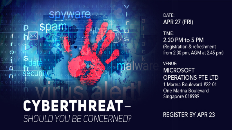 Cyberthreat – Should You Be Concerned?